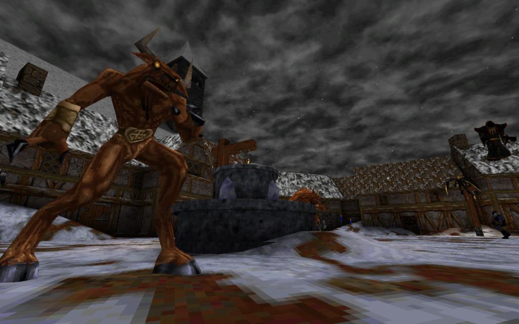HeXen II: Shadows of Chaos