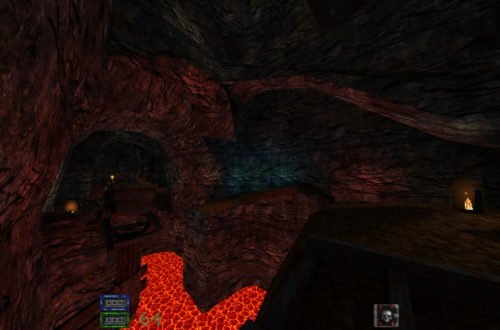 Upcoming Ravenhurst Map for Hexen II