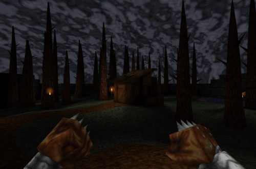 Hexen II BSP2 Map Support